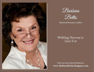 Medieval Mondays – Barbara Bettis
