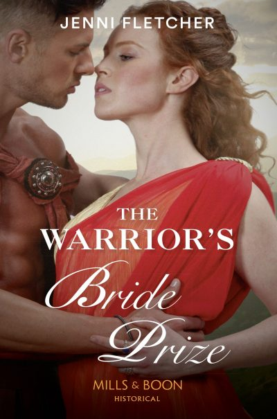 Cover Reveal – The Warrior's Bride Prize