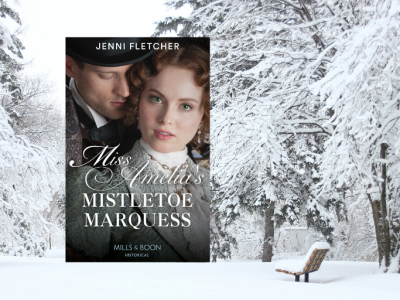 Miss Amelia's Mistletoe Marquess – Sneak Peek