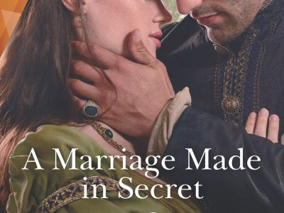A Marriage Made in Secret – Cover Reveal!