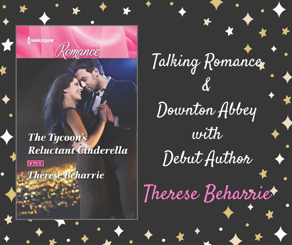 Talking Romance & Downton Abbey with Debut Author Therese Beharrie