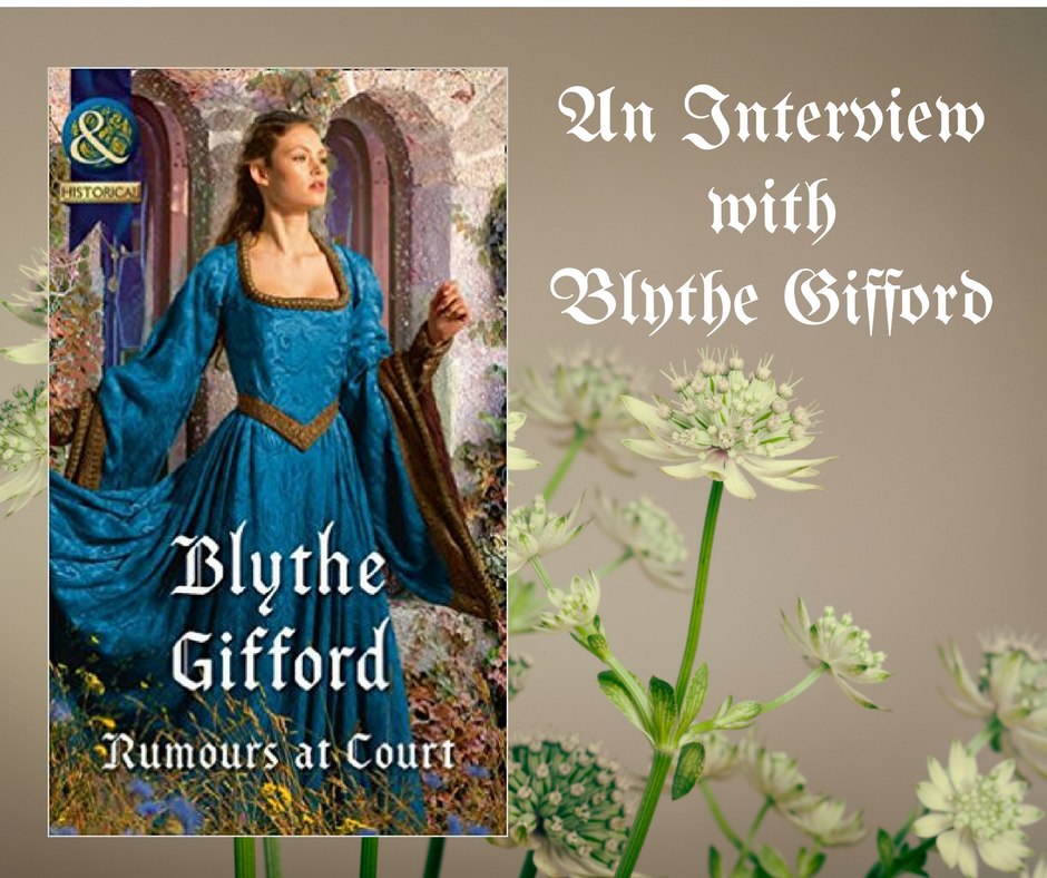 An Interview with Blythe Gifford