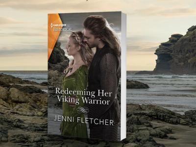 Coming soon – Redeeming Her Viking Warrior